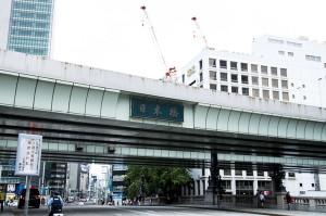 日本橋橋洗いってこんな大規模な企画だったのか。