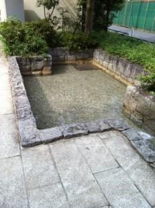 成田かっぱ公園の流れ