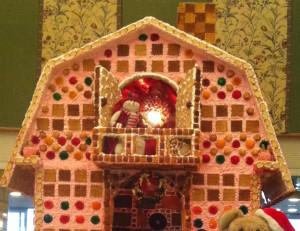 エピナール那須のお菓子の家