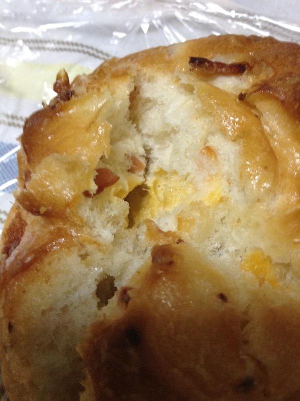 石窯チェダーチーズ&ベーコン