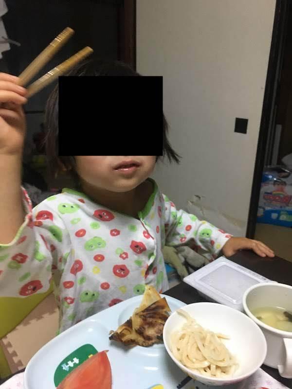 日清のそのまんま麺 ごまだれぶっかけうどん