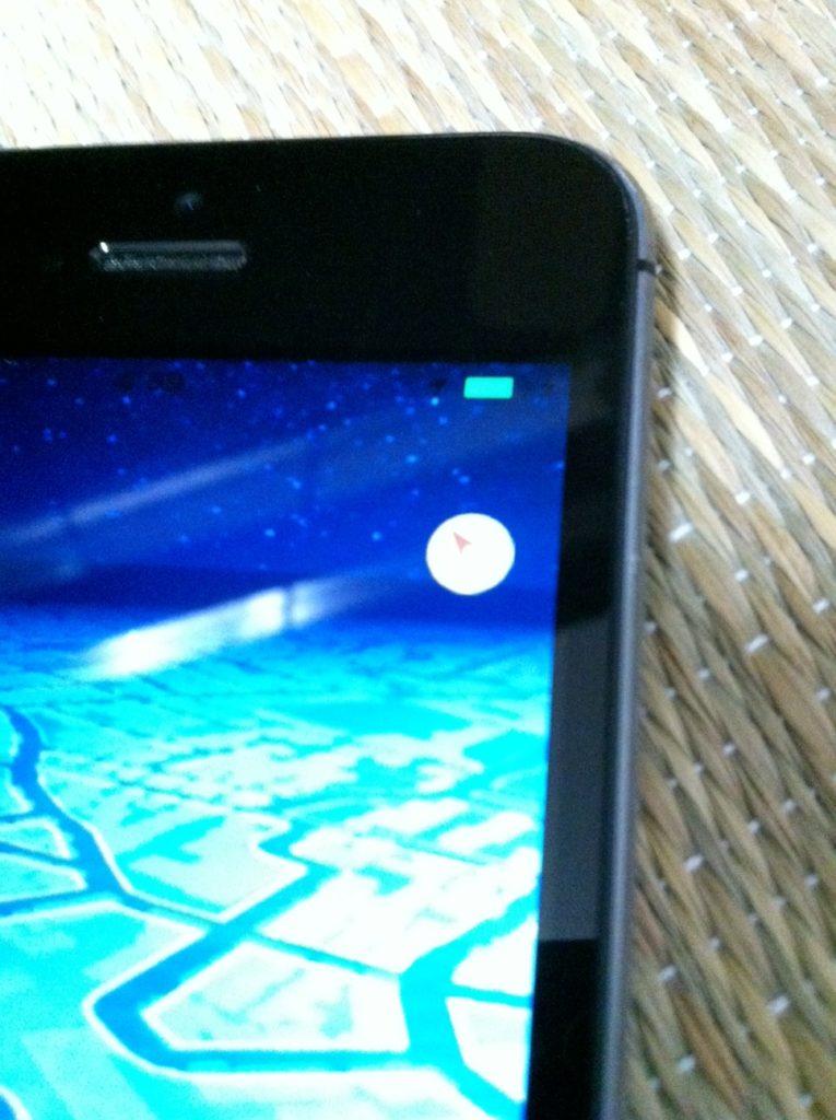iphone5sとiPad miniは充電の端子が同じ