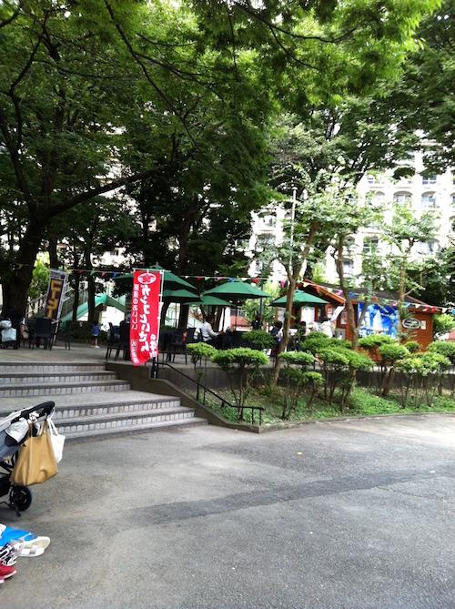 新宿中央公園周辺の子連れでのコスパ高いレストラン、ランチ情報