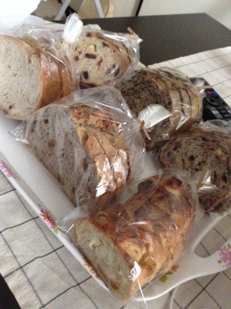 石窯パンふじみの天然酵母パン