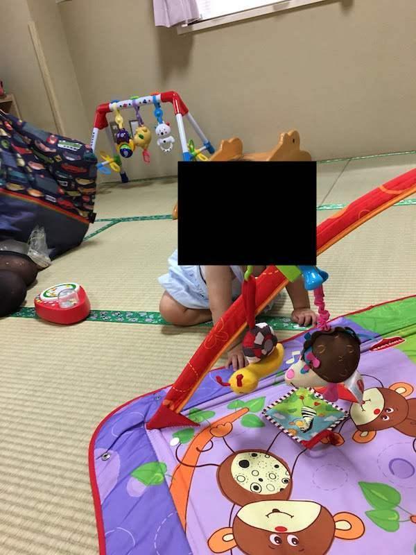 高円寺中央児童館は室内滑り台と0歳児専用こあらルームがすごい