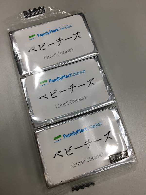 FamilyMart Collection ベビーチーズ