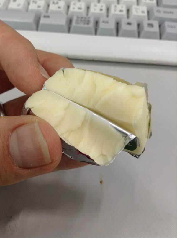 トップバリュ(TOPVALU) 鉄分強化ベビーチーズ