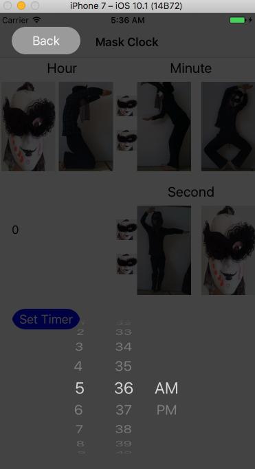 Swift3でModalViewのDatePickerで取得した時刻データを受け渡す方法