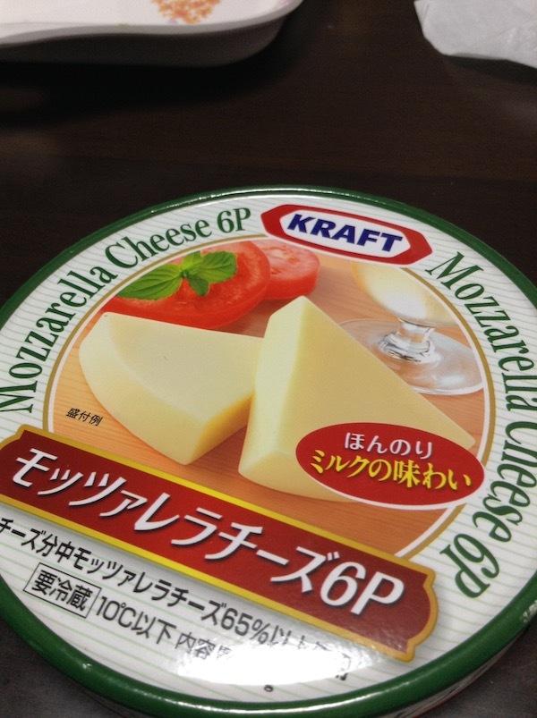 クラフト モッツァレラチーズ6P