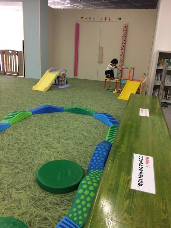 宇都宮市でおすすめの無料の子どもの遊び場・児童館はゆうあいひろば