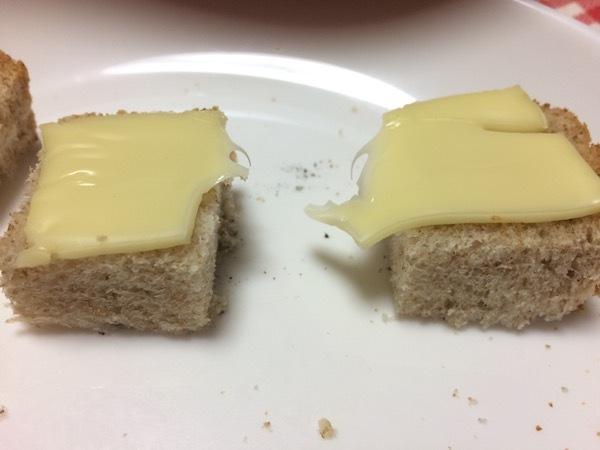 エントリーNo.1 KRAFT クラフト スライスチーズ