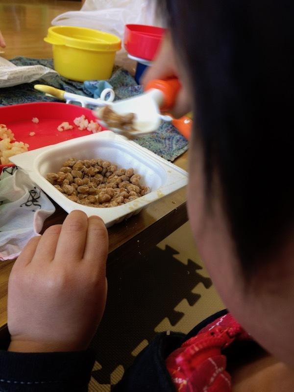 すごい納豆は子供も大好き