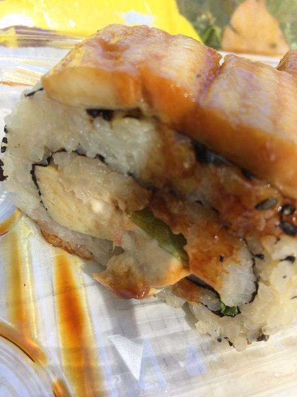 巻寿司(穴子)