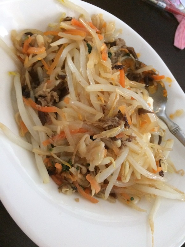 アジア食彩館 ビビンバ