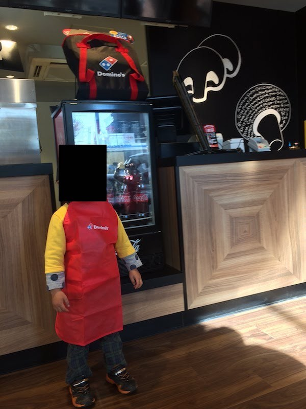 ピザ作り体験教室(ドミノ・ピザ)は大人も子供も楽しいしお得でお勧め