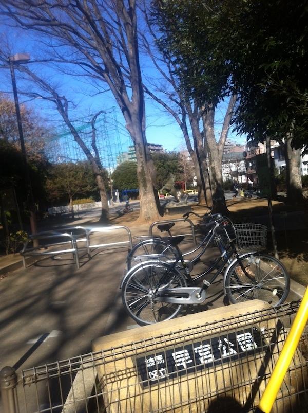 東京都練馬区平和台駅周辺で子連れ家族におすすめな早宮公園
