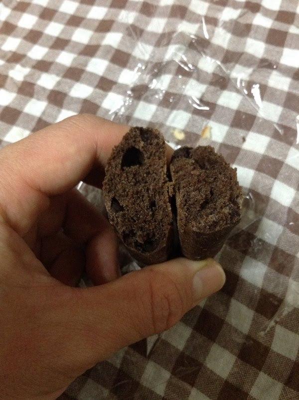 ヤマザキ うまさ凝縮 チョコスティック5本入