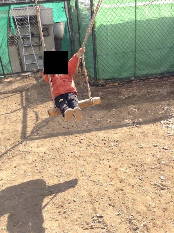 和田堀プレーパーク(堀ノ内東公園も)でロープ遊び・焼き芋がおすすめ