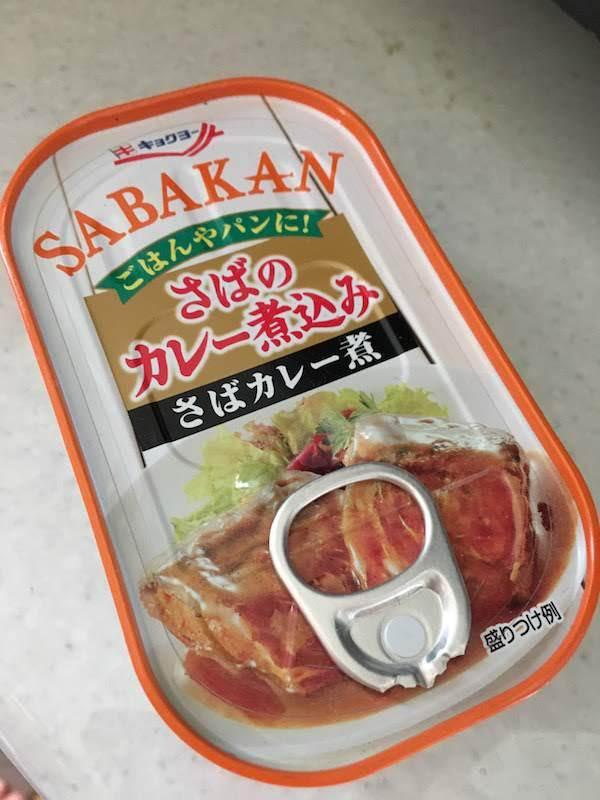 キョクヨー SABAKAN さばのカレー煮込み さばカレー煮