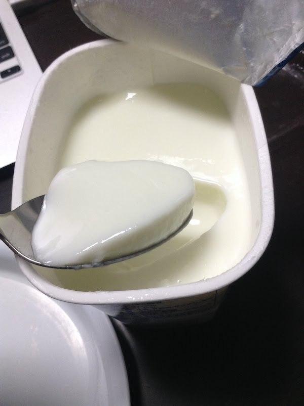 原田乳業すこやかプレーンヨーグルトの味・食感等の感想