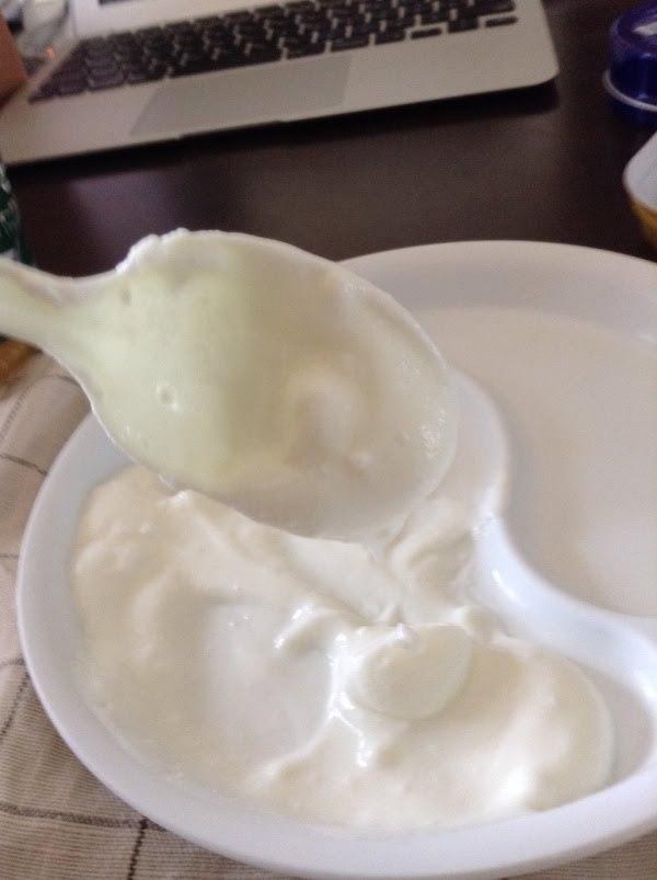 よつ葉北海道十勝プレーンヨーグルト生乳100の味、食感等の感想