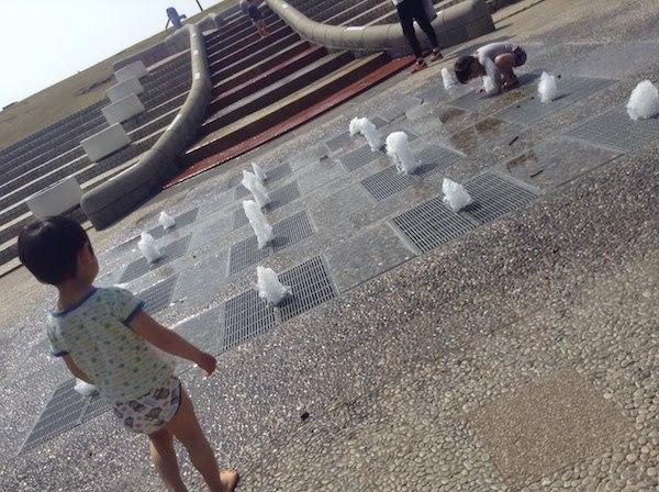 東京競馬場(府中)の日吉が丘公園は平日の子供の無料遊び場におすすめ