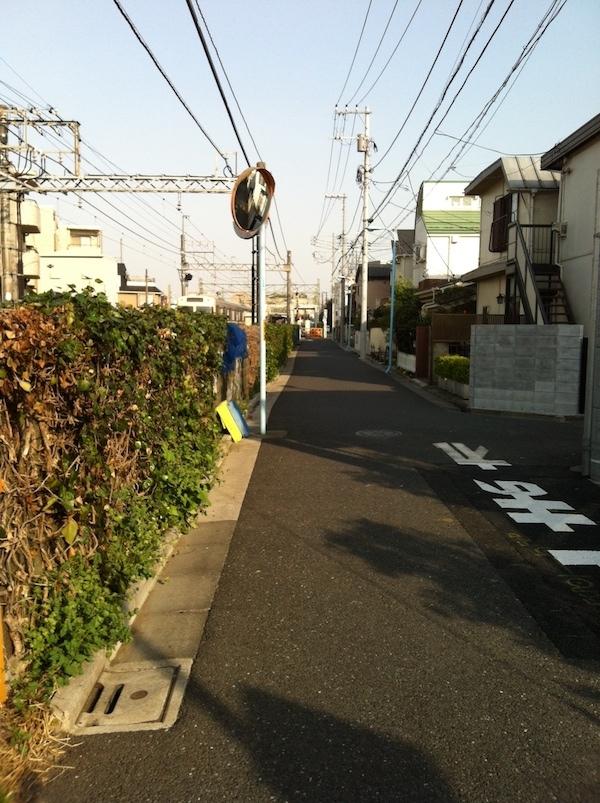 永福町駅〜西永福駅