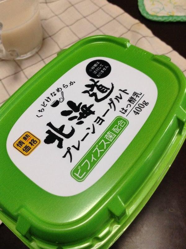 ドン・キホーテ 情熱価格 北海道プレーンヨーグルト400gの味・食感