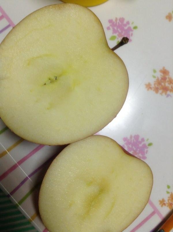 フルーツ甘味屋GGYの訳ありリンゴの感想・評価