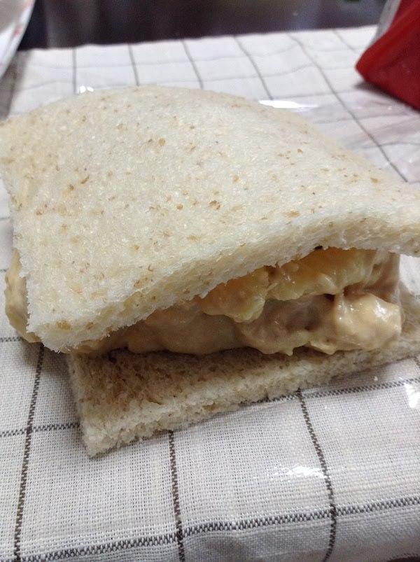 ヤマザキ サンドイッチ用食パン 全粒粉入り12枚入を使ったレシピ
