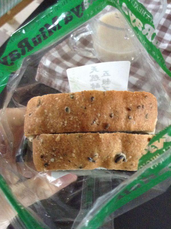 三浦屋の天然酵母の五穀ブレッドの味・食感等の感想・評価