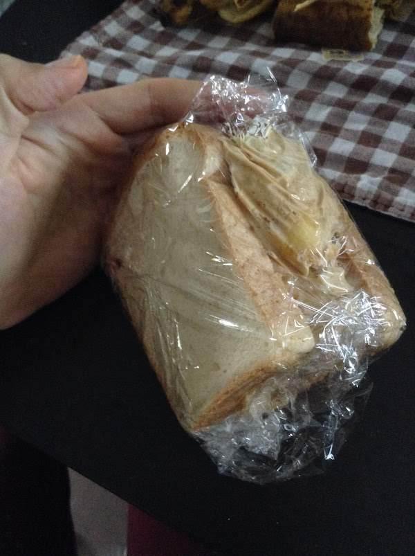 紀ノ国屋(KINOKUNIYA)の無塩パンの味・食感等の感想・評価とおすすめレシピ
