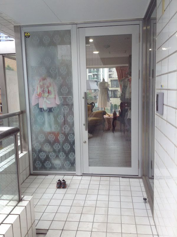 Luxe六本木店は一軒家タイプである