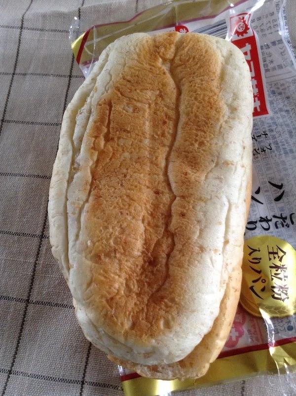こだわりデミグラスソースのハンバーグパン(ヤマザキ)の味・食感等の感想・評価