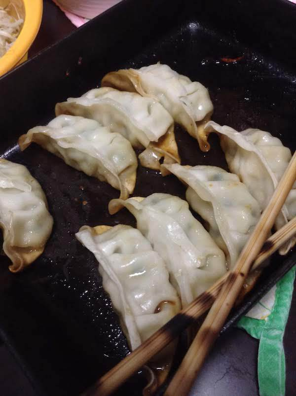 ホソヤコーポレーションのシャキシャキ野菜が美味しい餃子の味・食感等の感想・評価