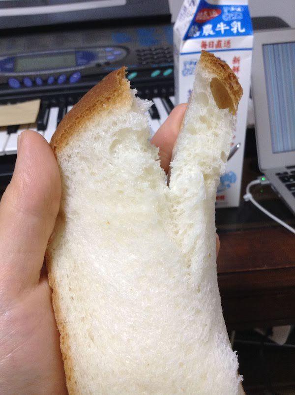 米粉入りもっちり食パン(神戸屋)の味・食感等の感想・評価とおすすめレシピ