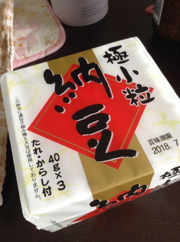 神戸物産 極小粒納豆 ミニ3 40g×3