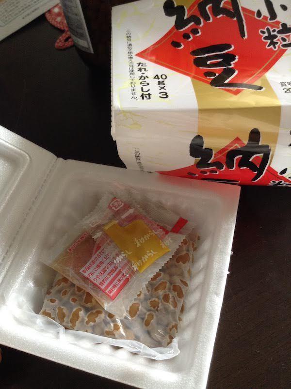 神戸物産 極小粒納豆 40g×3 (極小粒ミニ3)