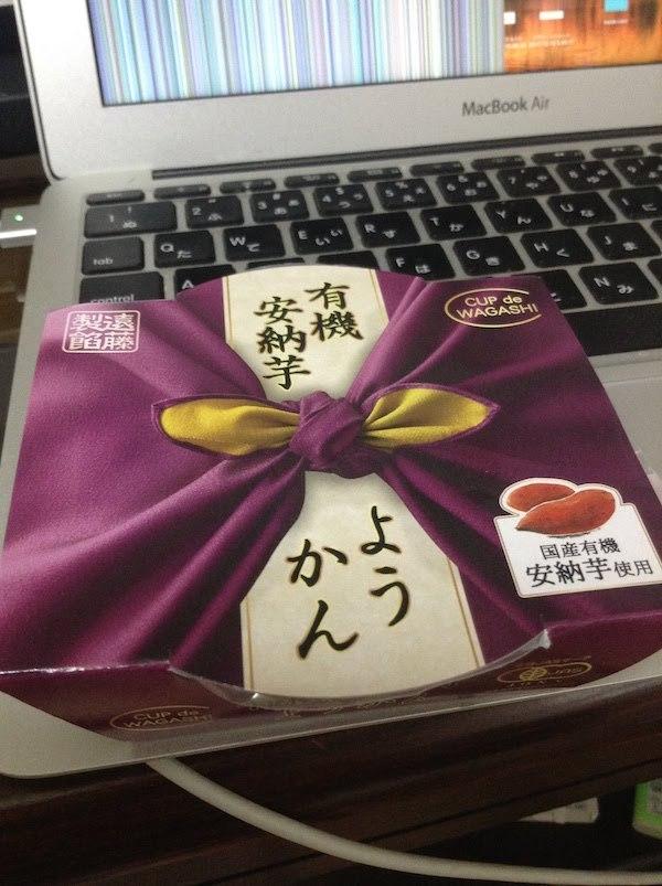 有機安納芋ようかん(遠藤製餡)はヘルシーでダイエットにおすすめ