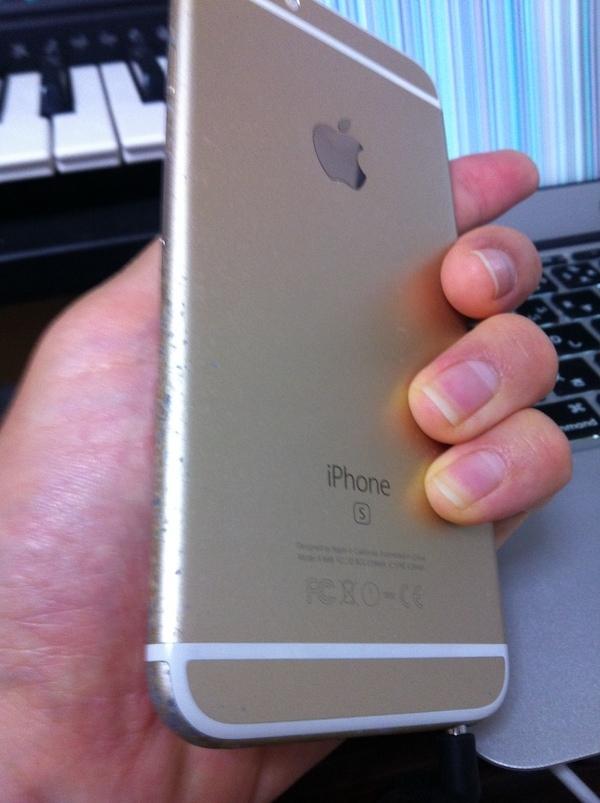 ムスビーで大好評ハピネスネットの格安中古iPhone6s 16GB au買った