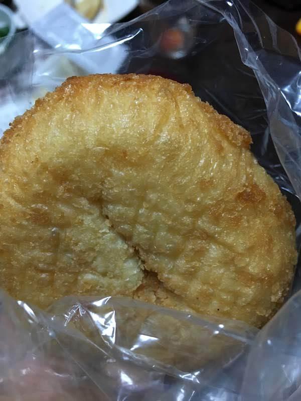チーズ入りカレーパン