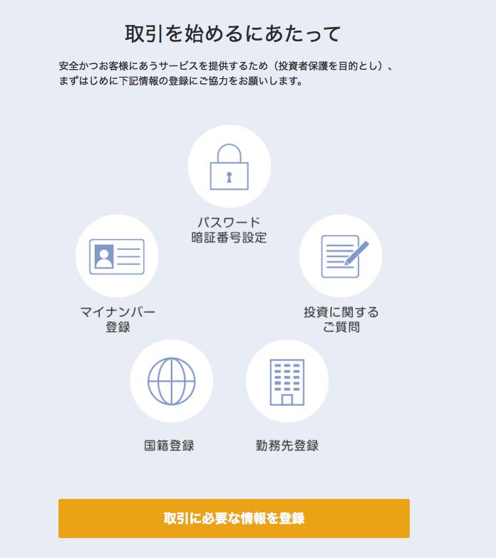 マイナンバー登録手続きもアプリで簡単
