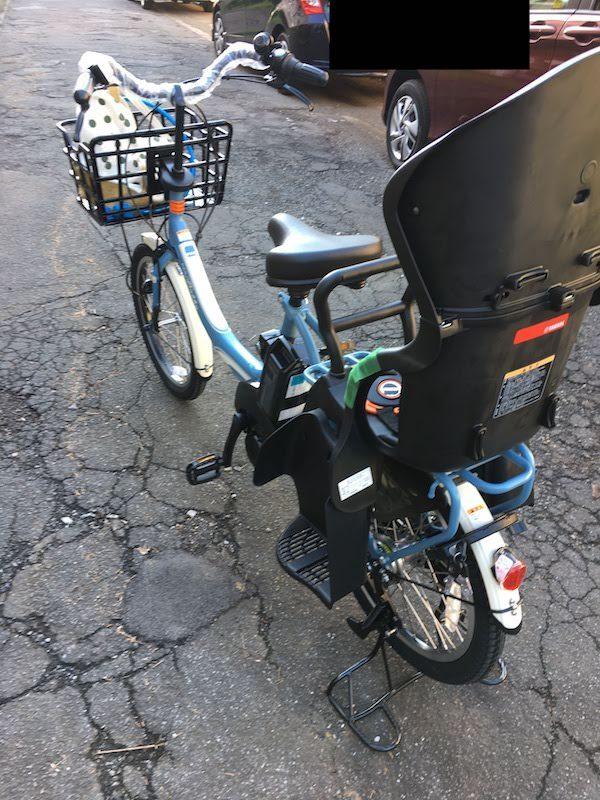 ヤマハPAS Babby unはおすすめ子供乗せ電動アシスト自転車(感想)