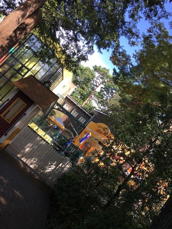 三鷹の森ジブリ美術館は乳幼児の子連れ・赤ちゃん連れ家族におすすめ