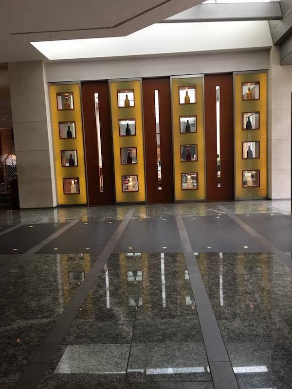 グランドハイアット東京なる高級外資系ホテルのトイレはすごい