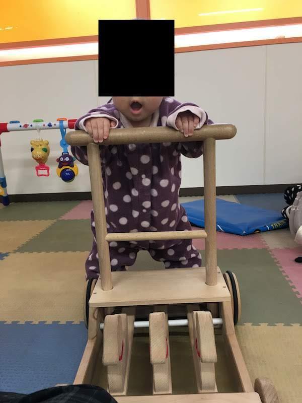生後9ヶ月赤ちゃんの成長。食べる量と喃語で喋る量が増えた