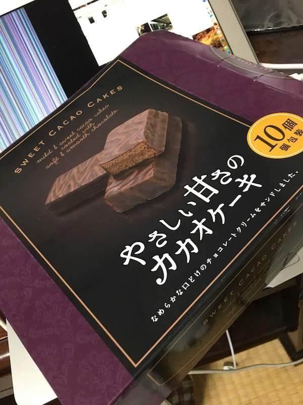 情熱価格やさしい甘さのカカオケーキ(ドンキ)は高コスパでおすすめ