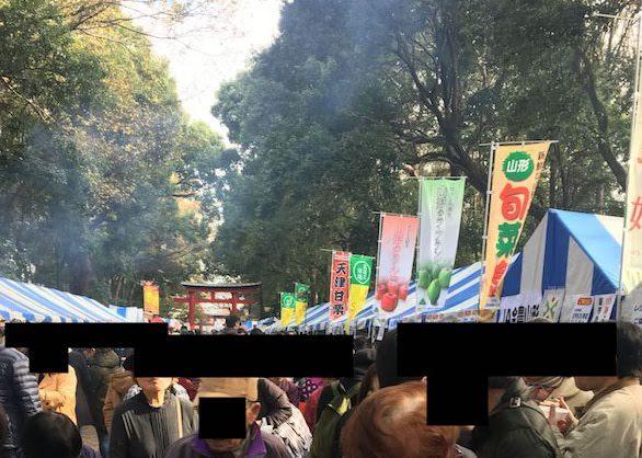 杉並花笠祭り(大宮八幡宮)はほぼ無料で楽しいし子連れ家族におすすめ