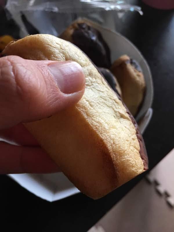 ドルチェガーデン なめらかプチエクレア5個入りの味・食感等の感想・評価