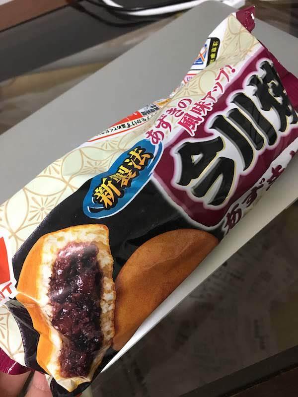 ニチレイフーズの冷凍今川焼(あずきあん)は美味しいのでおすすめ